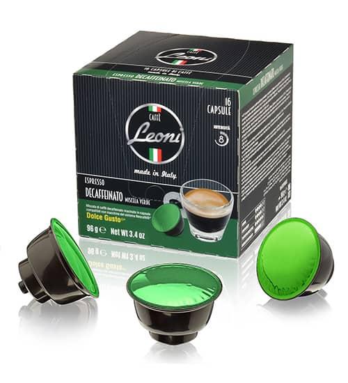 Decaffeinated Espresso